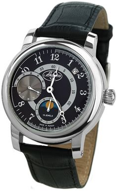 Buran Volmax Russian 19-Jewel Chronograph