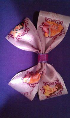 Disney princess bow