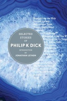 Selected Stories of Philip K. Dick contains twenty-one of Dick's most dazzling and resonant stories, which span his entire career and show a world-class writer working at the peak of his powers. In The Days of Perky Pat, people spend their time playing with dolls who manage to live an idyllic life no longer available to the Earth's real inhabitants. Adjustment Team looks at the fate of a man who by mistake has stepped out of his own time