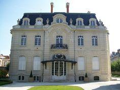 Hotel de Brimont, Reims