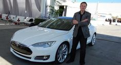 Elon Musk, the tech genius, is more than just the Tesla CEO. He's been killing it since he was a kid, really. Find out all the essential Elon Musk facts right here. Plus, hear from the man himself with a handful of great Elon Musk quotes! Tesla Model S, Tesla Ceo, Tesla Owner, New Tesla, Nikola Tesla, Tesla Motors, Tesla Roadster, James Bond, Bmw M5