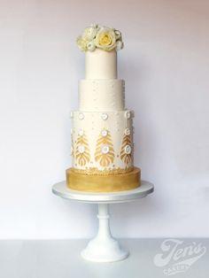 Galliano - Cake by Jen's Cakery
