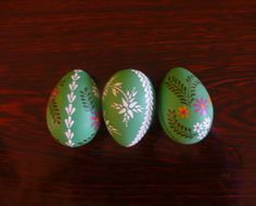 Easter eggs shop pysanki cards canvas by emeraldbrush on etsy handpainted easter eggs bring the old tradition to your home theyre one hostess giftseaster negle Choice Image