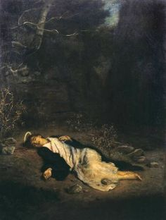 John Everett Millais, Saint Stephen, (1895)