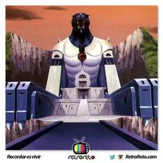 Si recuerdas el cubil felino, eres Retro RetroReto.com