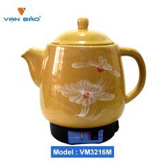 Ấm sắc thuốc Vạn bảo VM316M