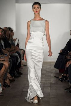 Spring/Summer 2015 Zac Posen, New York Fashion Week