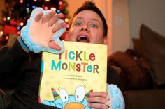 tickle monster childrens books good christmas gift