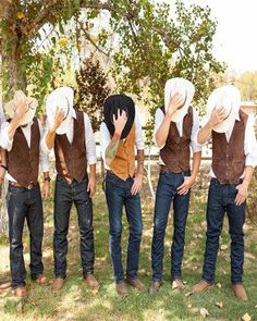 Country Wedding Attire For Guests #countrywesternweddings