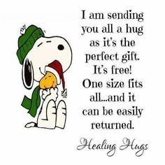 Healing Hug