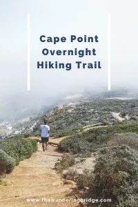 Overnight Hike at the Cape Point Nature Reserve - The Wandering Bridge
