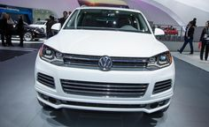 Touareg Volkswagen auto - http://autotras.com
