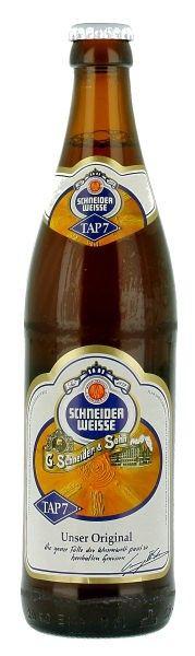 Schneider Weisse Tap 7 Unser Original