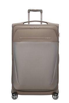 d2b116db6f43 Samsonite B-Lite Icon, expanderbar stor resväska, 78 cm, dark sand