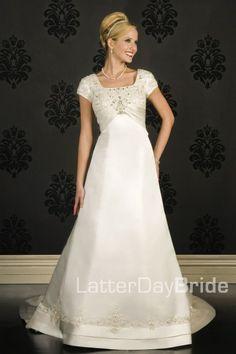 Camilla - Wedding Dress Front