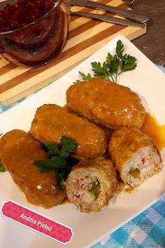 Polish Recipes, Polish Food, Food And Drink, Chicken, Dinner, Diet, Polish Food Recipes, Dining, Food Dinners