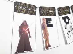 Star Wars Star Force, Birthday Bunting, Just For You, Star Wars, Stars, Starwars, Star, Star Wars Art