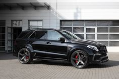 Mercedes-Benz GLE 63 Gets Inferno Tuning Kit From Topcar, Looks The Part - autoevolution Mercedes Benz Ml, Benz Suv, Suv Cars, Luxury Suv, Carbon Fiber, Automobile, Nissan 4x4, Nissan 370z, F1 Racing