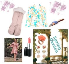 """""""Spring Garden"""" by closetdash on Polyvore"""