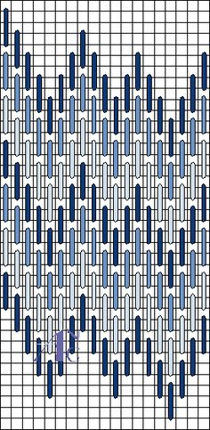 Discover thousands of images about bargello! Bargello Quilt Patterns, Bargello Needlepoint, Bargello Quilts, Needlepoint Stitches, Needlework, Hardanger Embroidery, Cross Stitch Embroidery, Embroidery Patterns, Cross Stitch Patterns