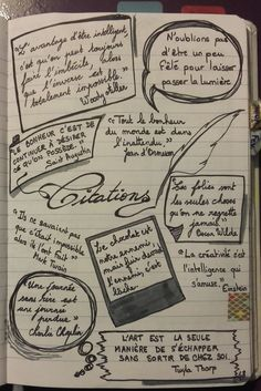 My favorite quotes Tiph s Bullet Journal Bullet Journal Citations, Bullet Journal Books, Book Journal, Memo Boards, Favorite Book Quotes, Quote Citation, Journal Quotes, Reading Quotes, Bullet Journal Inspiration