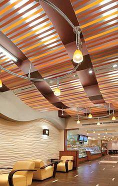 Commercial Ceilings, Acoustical Ceiling Tile, Suspended Ceilings, PCS ...