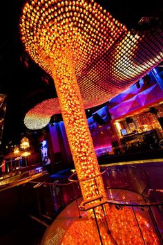 Vanity Night Club - Color Changing LED Lighting