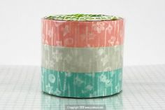 Cute Japanese Washi Tape are great for packaging, crafts, and decor! They are made of washi paper so they are semi transparent, have a nice feel and easy to use. Buy some online today and make your craft projects pop! Cutetape: where cuteness sticks! Mt Washi Tape, Masking Tape, Paper Craft Supplies, Paper Crafts, Art Supplies, Tapas, Arts And Crafts House, Decorative Tape, Scrapbooking