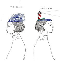 Young Artist Creates Beautiful, Whimsical Illustrations Of Her Musings On Life - DesignTAXI.com