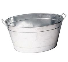 Bath Galvanized 40l 56x42x28cm | Buy Online in South Africa | takealot.com