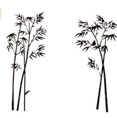 Bamboo Mural Removable DIY Art Wall Decals Stickers Art Home Room Vinyl Decor $6.99