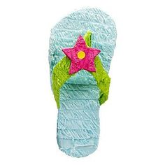 Blue Sandal Pinata