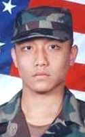 Army Spc. Wai P. Lwin  Died March 2, 2005 Serving During Operation Iraqi Freedom  27, of Queens, N.Y.; assigned to the 1st Battalion, 69th Infantry Regiment, New York Army National Guard, Manhattan, New York; killed March 2 when an improvised explosive device detonated near his military vehicle in Baghdad.