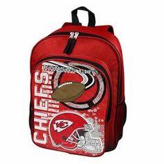 Kansas City Chiefs NFL Accelerator Backpack