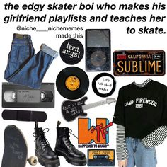 Best Edgy Outfits Part 2 Tumblr Outfits, Edgy Outfits, Retro Outfits, Grunge Outfits, Grunge Fashion, Teen Fashion, Cool Outfits, Vintage Outfits, Fashion Outfits