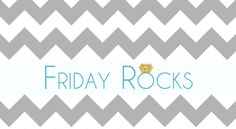 """Friday """"Rocks""""! featuring Naledi Collection"""