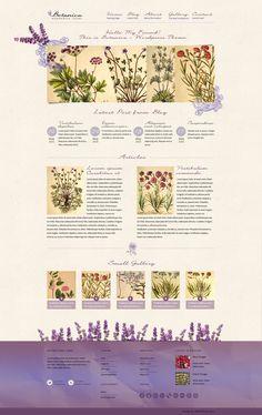Botanica by *webvilla on deviantART