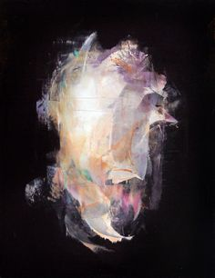 Jane Lafarge Hamill - Head Variable 12 | From a unique collection of paintings at http://www.1stdibs.com/art/paintings/
