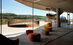 Bodega Antinori: Arquitectura con identidad vinícola | Revista Código