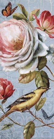 Spring Romance II 8x20 by Lisa Audit