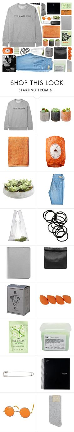 """""""""""How to Fall Out of Love"""" (seriously tho, where do I buy this book?)"""" by blonde-scorpio-xo ❤ liked on Polyvore featuring Shop Succulents, She's So, Room Essentials, Fresh, Ethan Allen, Louise Gray, AG Adriano Goldschmied, AZUMI AND DAVID, Monki and Graphic Image"""