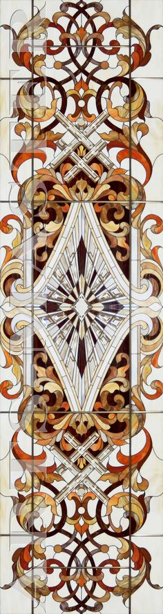 """Stained Glass """"Classic"""""""