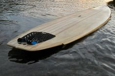 Check out this attempt by Hollow Wooden Surfboards to make their first balsa wood stand up paddle board. Roy's company does exactly that, makes hollow wood surfboards and has been for a couple of years now. Recently, he was approached by a customer who wanted a custom-built wooden board with a difference – this one was to be a SUP paddleboard. He hadn't made one before, and althought the principle build technique is the same, he had to overcome some difficulties along the way. The board he…