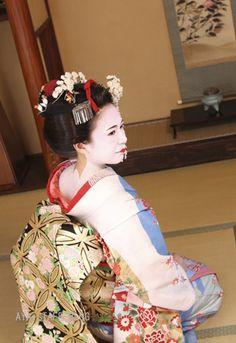 ! De nouvelles informations! | Le personnel de Maiko traitement de l'expérience Gion Aya blog de -2 la page