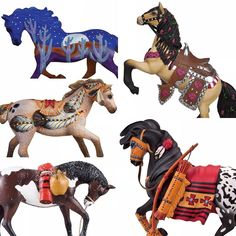The #TrailOfPaintedPonies figurines are some of the most loved collectibles in…