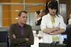 NCIS Tim and Abby