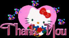 Thank You GIF Sticker - Find & Share on GIPHY