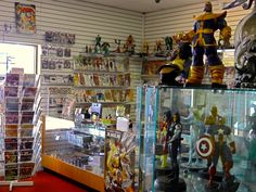 Crossroad Comics, Lauderhill, FL Fifty One In - Spotlighting 51 Locally Owned Businesses In West Broward, FL