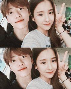 """재진 🌈 di Instagram """"[#jaemin & #heejin] kangen banget gemes banget jaejinku!!! . . . #jaeminnct #heejinloona #jaeminheejin #heejinjaemin #jaejinship…"""" Otp, Kpop Couples, Fan Edits, Jisung Nct, Korean Couple, Ulzzang Couple, Na Jaemin, Nct Dream, Girl Crushes"""