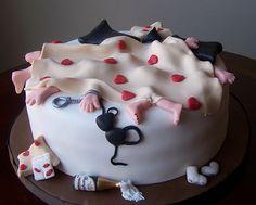 Bed Cake | por cakespace - Beth (Chantilly Cake Designs)